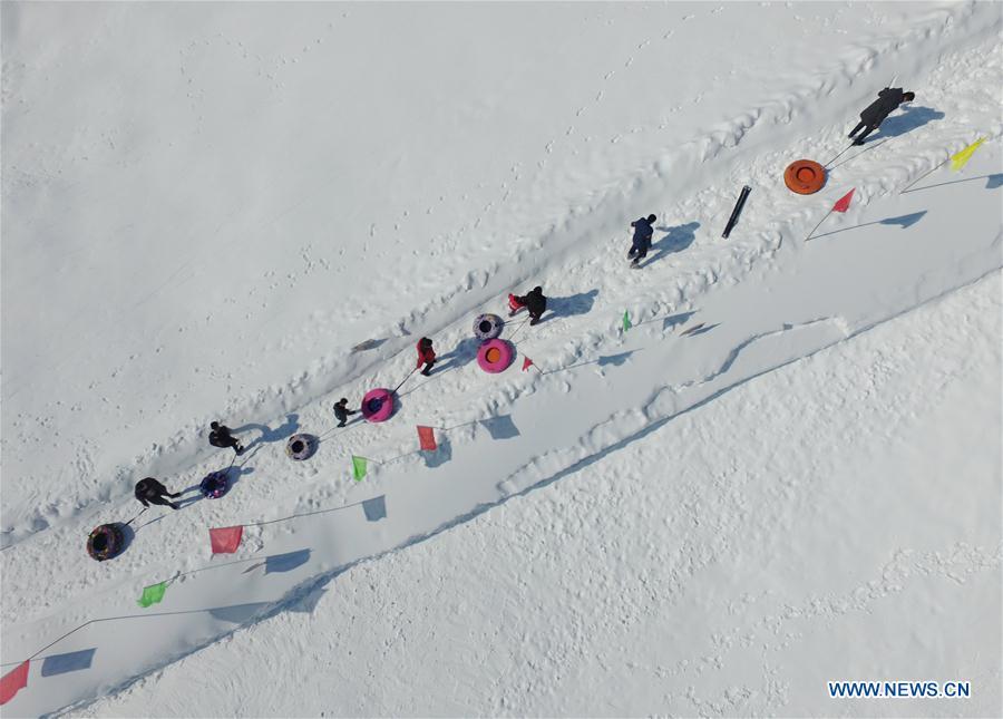 #CHINA-SHANDONG-SNOW(CN)