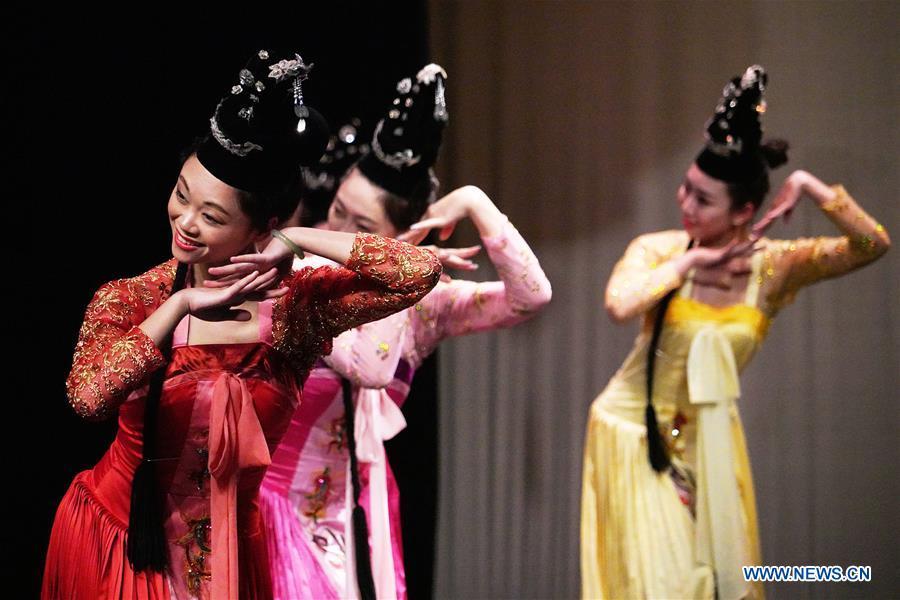 JORDAN-AMMAN-CHINESE NEW YEAR-PERFORMANCE
