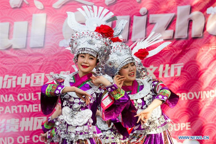 NEPAL-KATHMANDU-CELEBRATION-CHINESE NEW YEAR