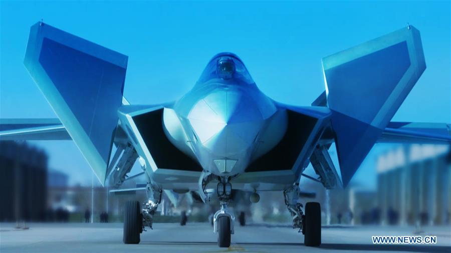 CHINA-J-20-AIR FORCE(CN)