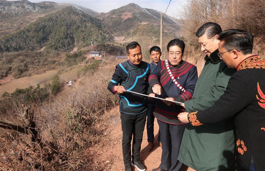 CHINA-SICHUAN-XI JINPING-INSPECTION (CN)