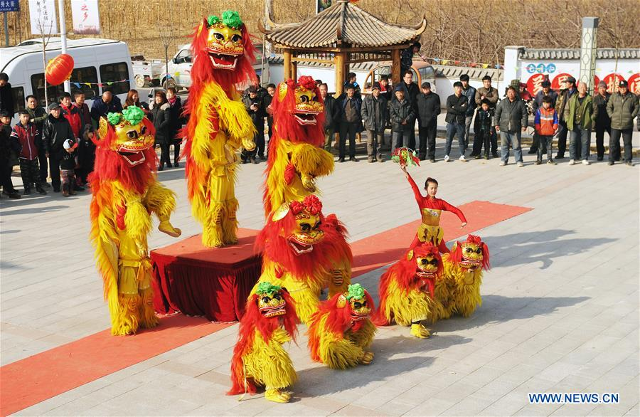 #CHINA-CHINESE NEW YEAR-CELEBRATION(CN)