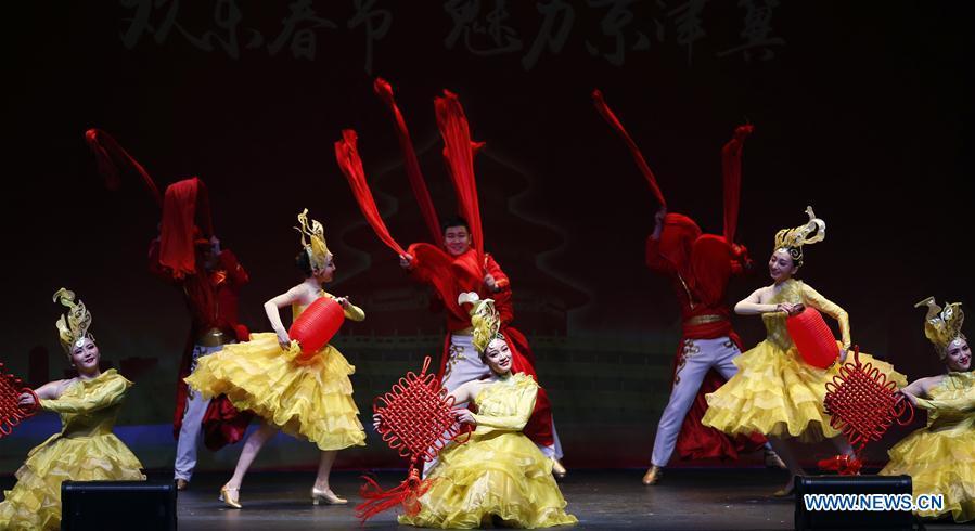 U.S.-LOS ANGELES-CHINESE NEW YEAR-CELEBRATION