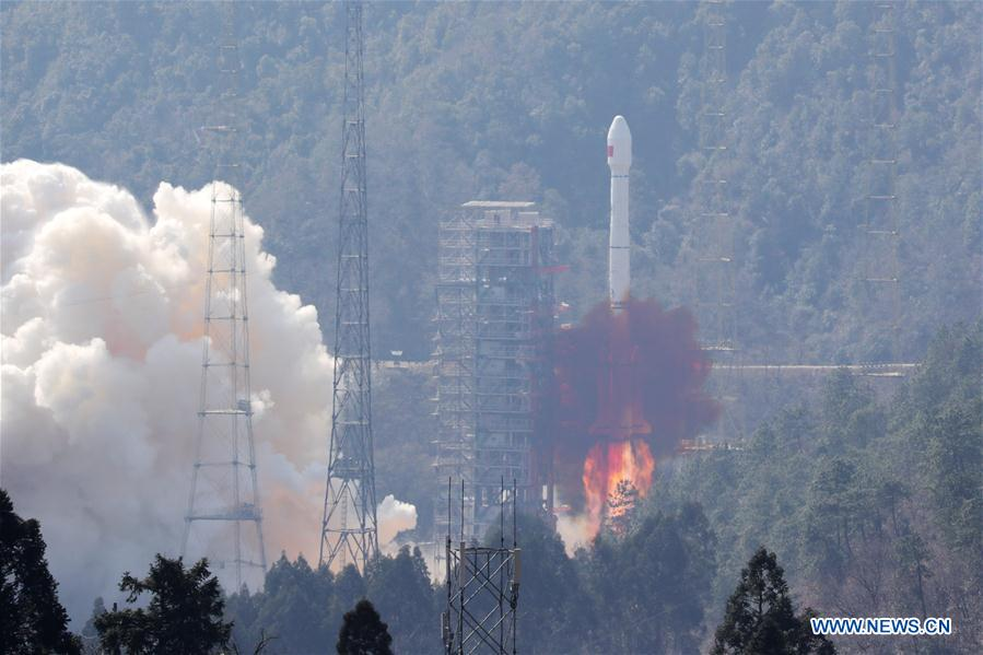 CHINA-XICHANG-BEIDOU-SATELLITE(CN)