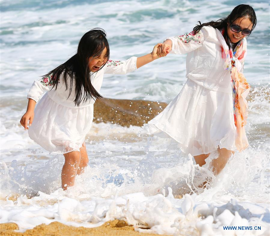 #CHINA-HAINAN-SANYA-TOURISM (CN)