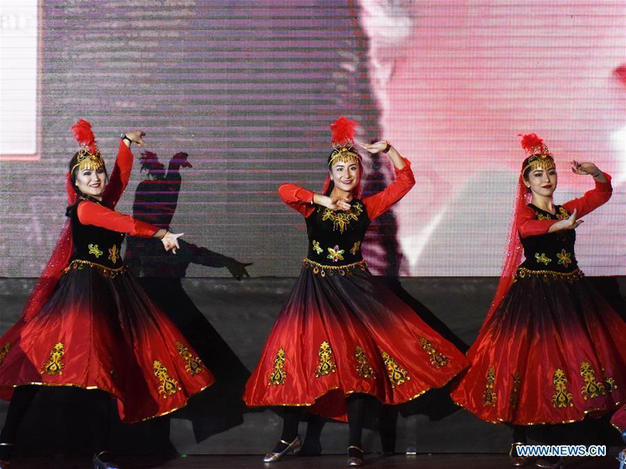 TURKEY-ISTANBUL-CHINESE NEW YEAR-GALA PERFORMANCE