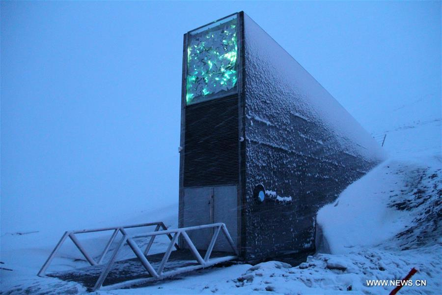 Doomsday Seed Bank In Norway Gets 13 Mln Usd To Preserve World