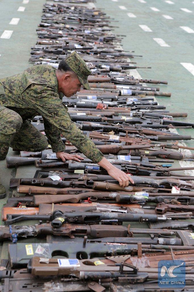 U S  designates 7 groups, 2 individuals as global terrorists