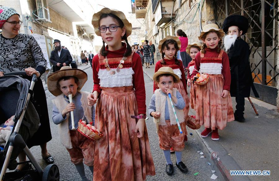 What does the jewish feast of purim celebrate