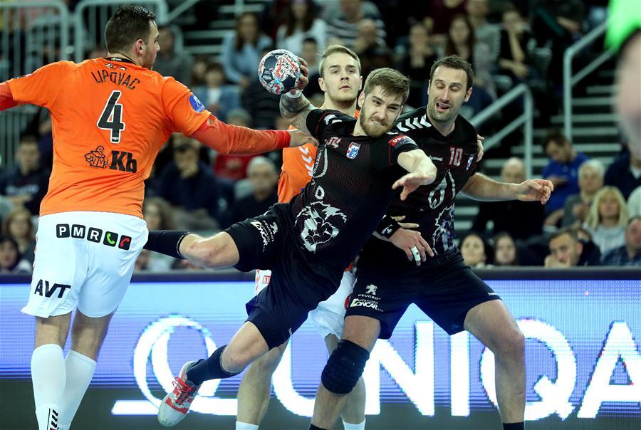 Ifk Kristianstad Beats Ppd Zagreb At Velux Ehf Champions League Handball Match Xinhua English News Cn