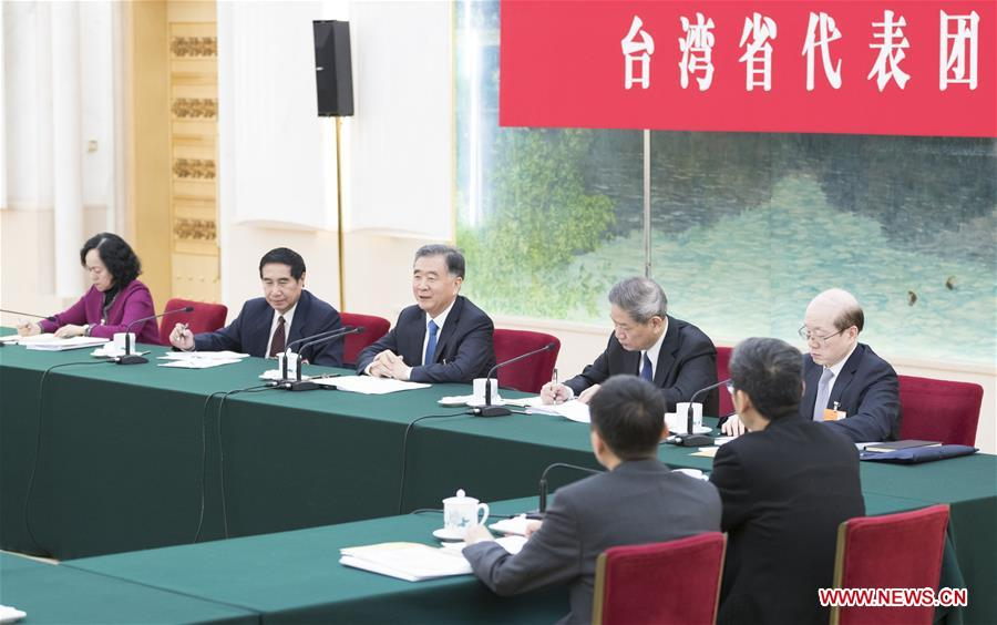 (TWO SESSIONS)CHINA-BEIJING-WANG YANG-NPC-PANEL DISCUSSION (CN)