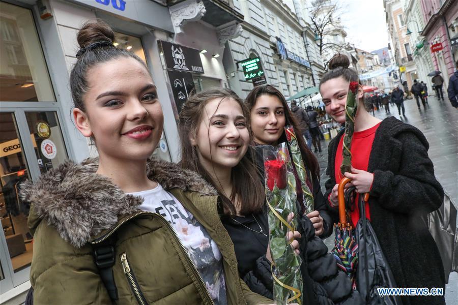 Sarajevo women