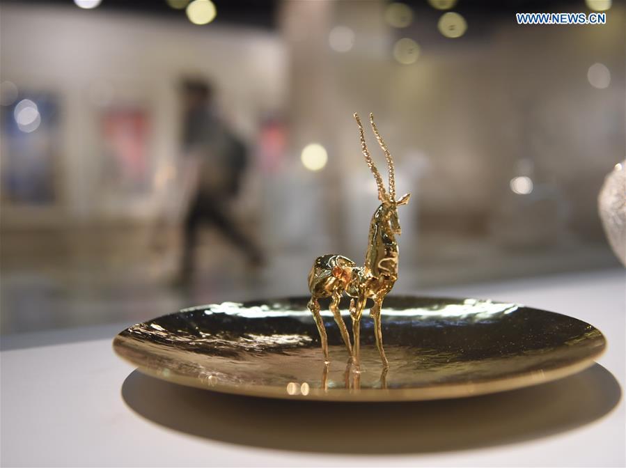 CHINA-BEIJING-ARTS-EXHIBITION (CN)