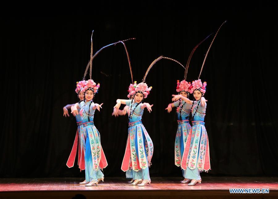 KUWAIT-KUWAIT CITY-CHINA-CULTURAL PERFORMANCE