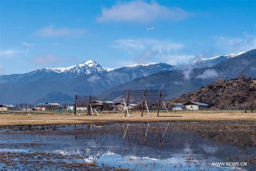 CHINA-YUNNAN-DIQING-SCENERY (CN)