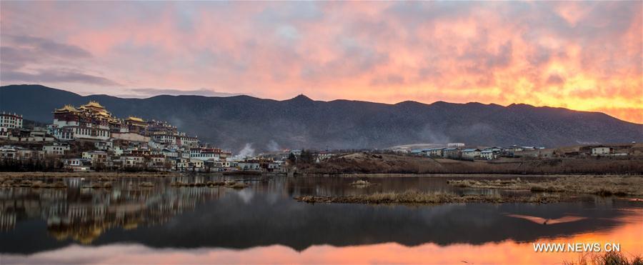 CHINA-YUNNAN-DIQING-SCENERY (CN)