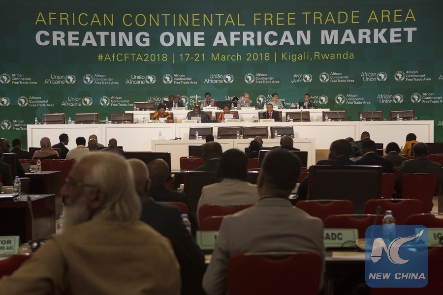 Continental free trade area to help Africa weather