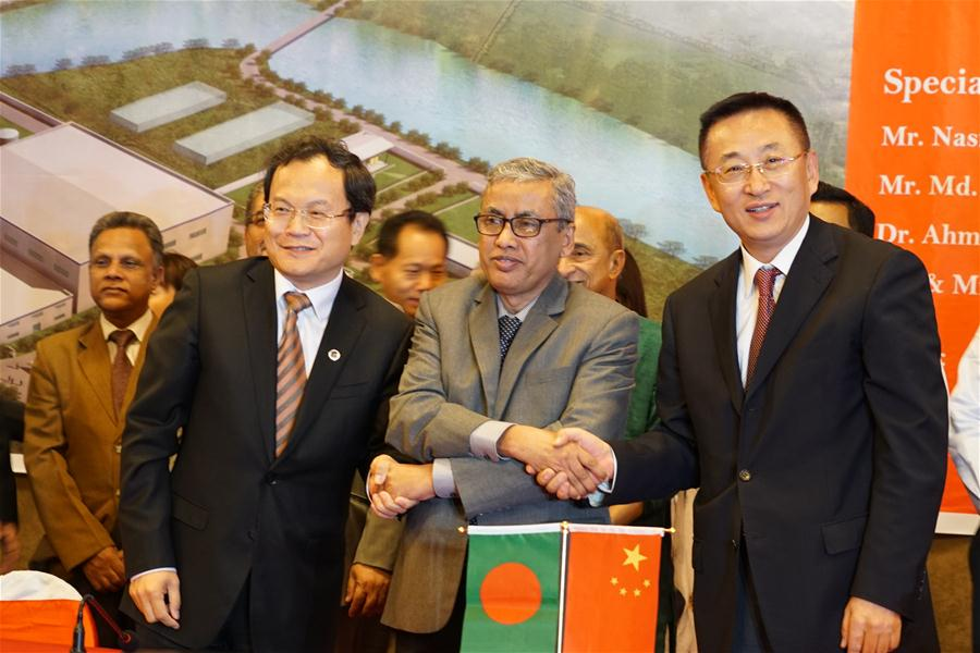 Chinese consortium wins contract for Bangladesh's power project