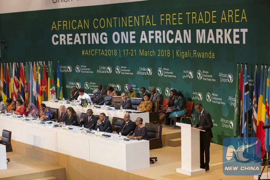 Image result for African Continental Free Trade
