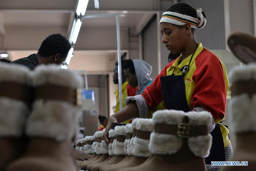 Xinhua Headlines: Chinese factory in Ethiopia ignites