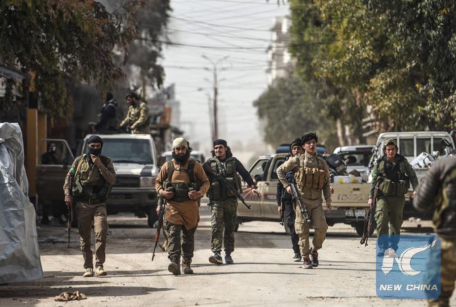 Turkey starts preparations for further operations in northern Syria, Iraq: Erdogan