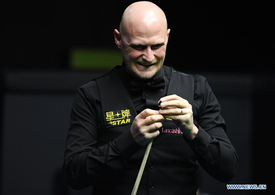 china open snooker 2018