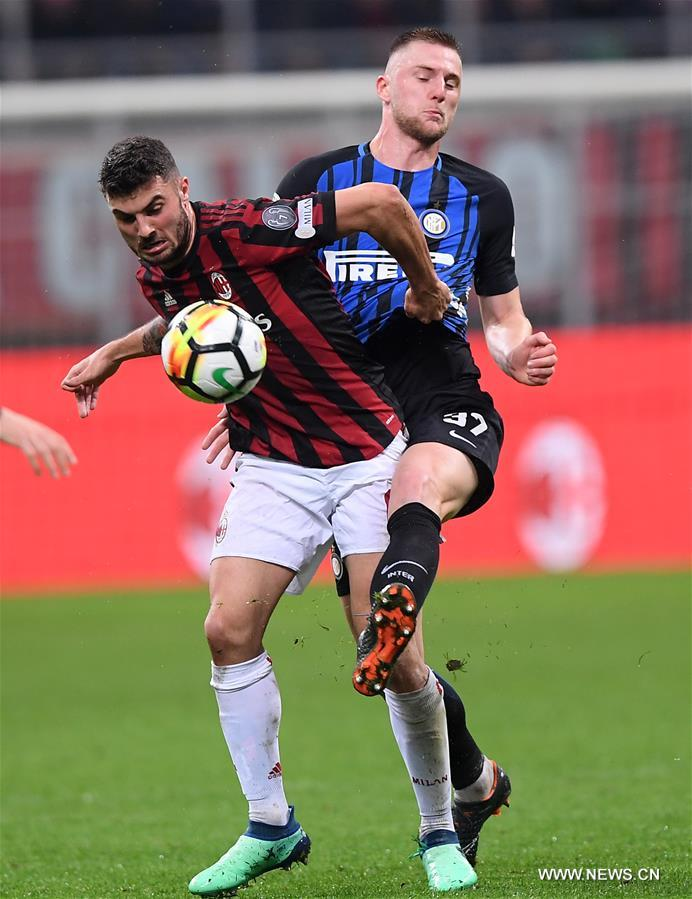 Image result for skriniar milan inter
