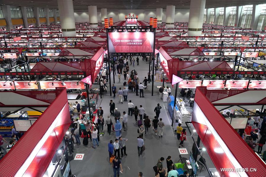 CHINA-GUANGZHOU-IMPORT AND EXPORT FAIR (CN)