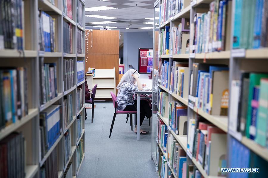 People Read At National Library Of Malaysia In Kuala Lumpur Xinhua English News Cn