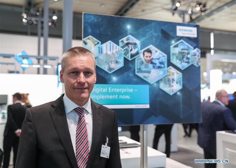 Interview: Digitalization brings huge opportunities, risks