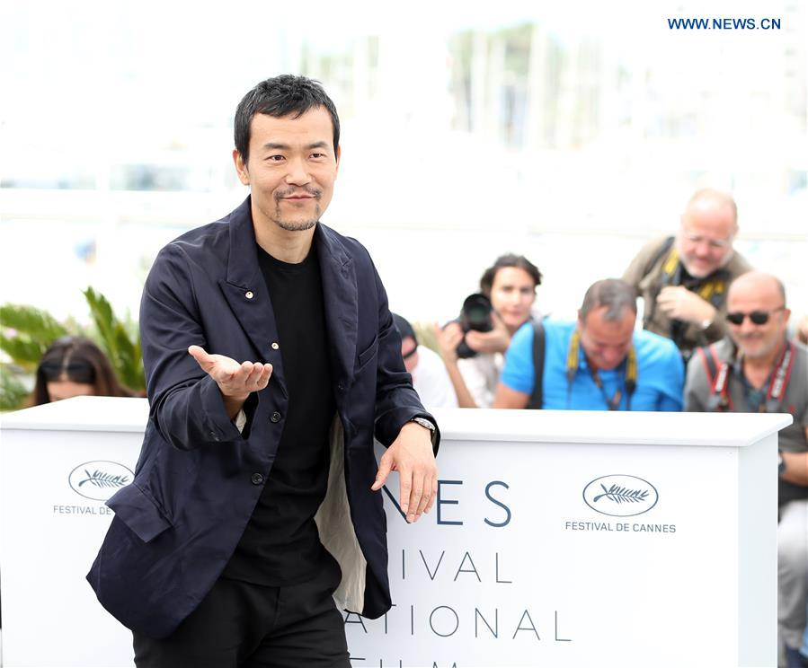 FRANCE-CANNES-FILM FESTIVAL-ASH IS PUREST WHITE-PHOTOCALL