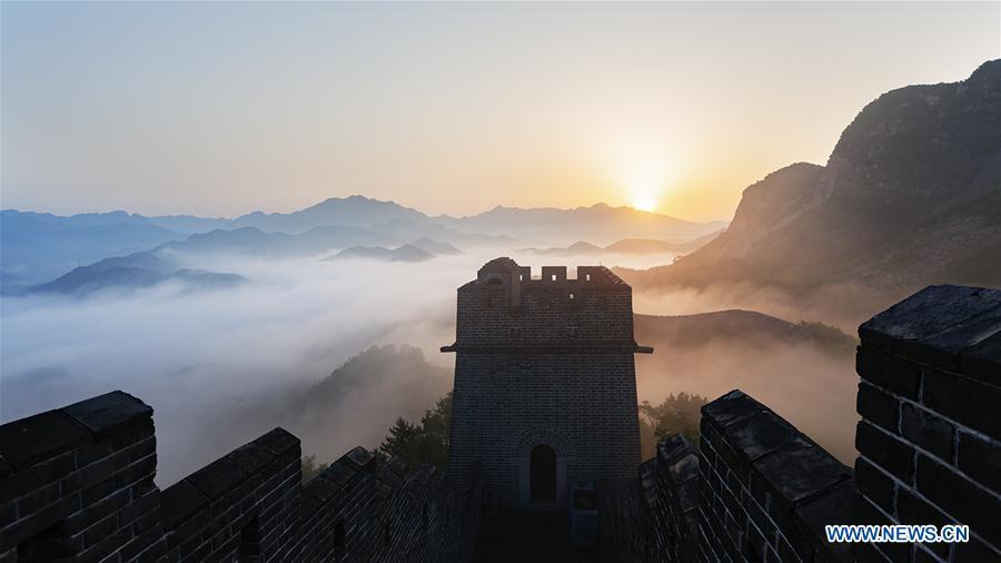 #中国 - 天津 - 长城风情(中国)