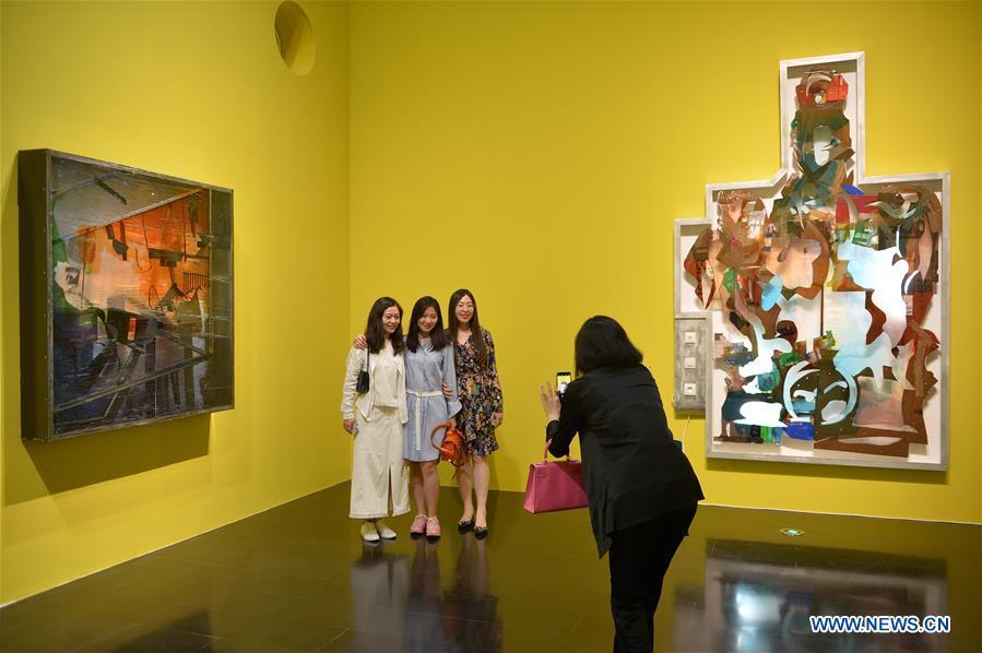 中国 - 北京 - 马克尔·杜坎普代表展览(中国)