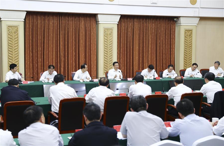CHINA-XIONGAN NEW AREA-HAN ZHENG-INSPECTION (CN)