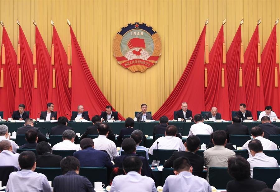 CHINA-BEIJING-WANG YANG-CPPCC-MEETING (CN)