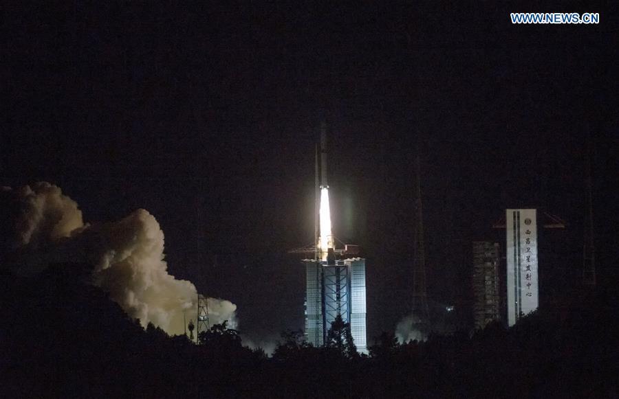 CHINA-XICHANG-CHANG'E-SATELLITE-LAUNCH (CN)