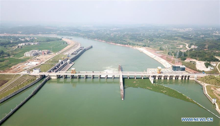CHINA-GUANGXI-YONGJIANG RIVER-IMPROVEMENT (CN)