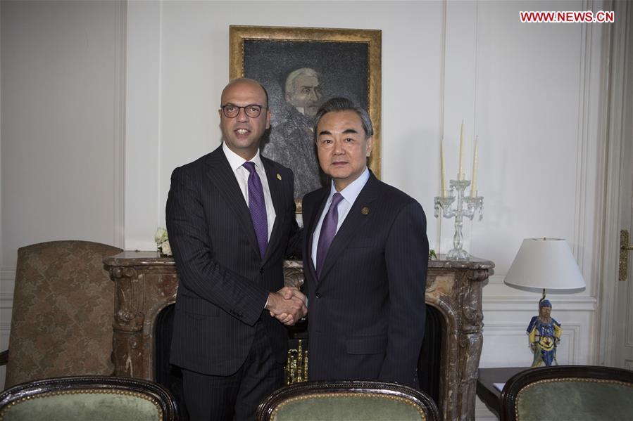 ARGENTINA-CHINA-ITALY-FMS-MEETING
