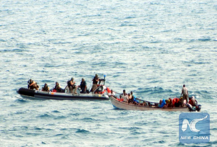 Piracy incidents double off coast of East Africa in 2017