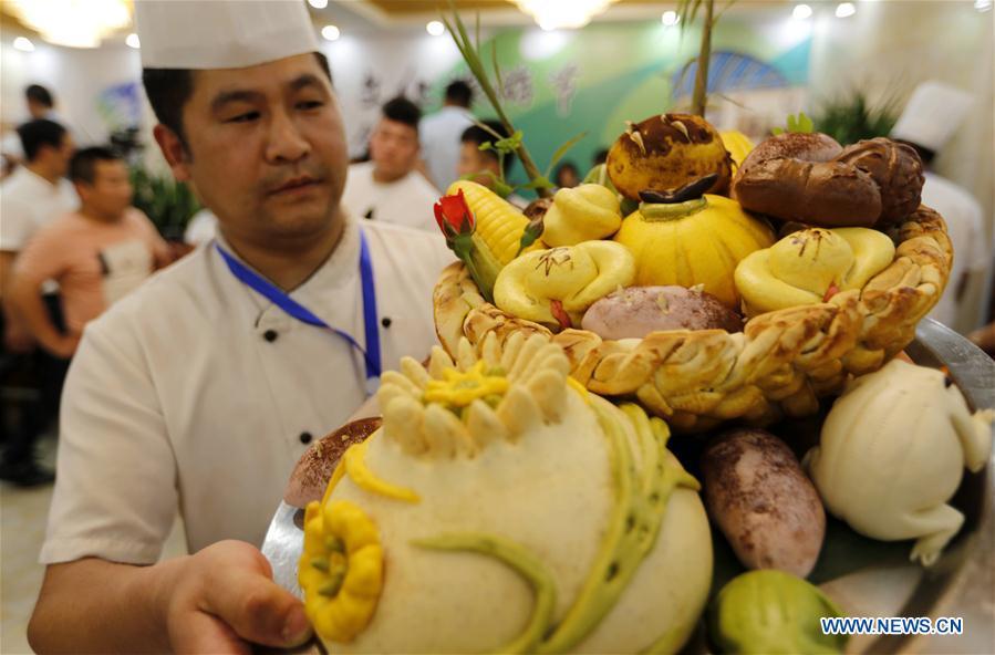 #中国 - 山东 - 烹饪比赛(中国)