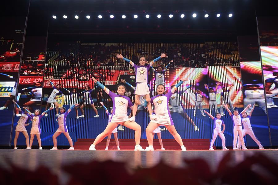 中国 - 北京 - 庆祝 - 即将到来的国际儿童节(中国)