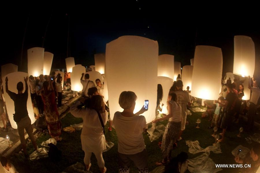 印尼-MAGELANG-VESAK庆典
