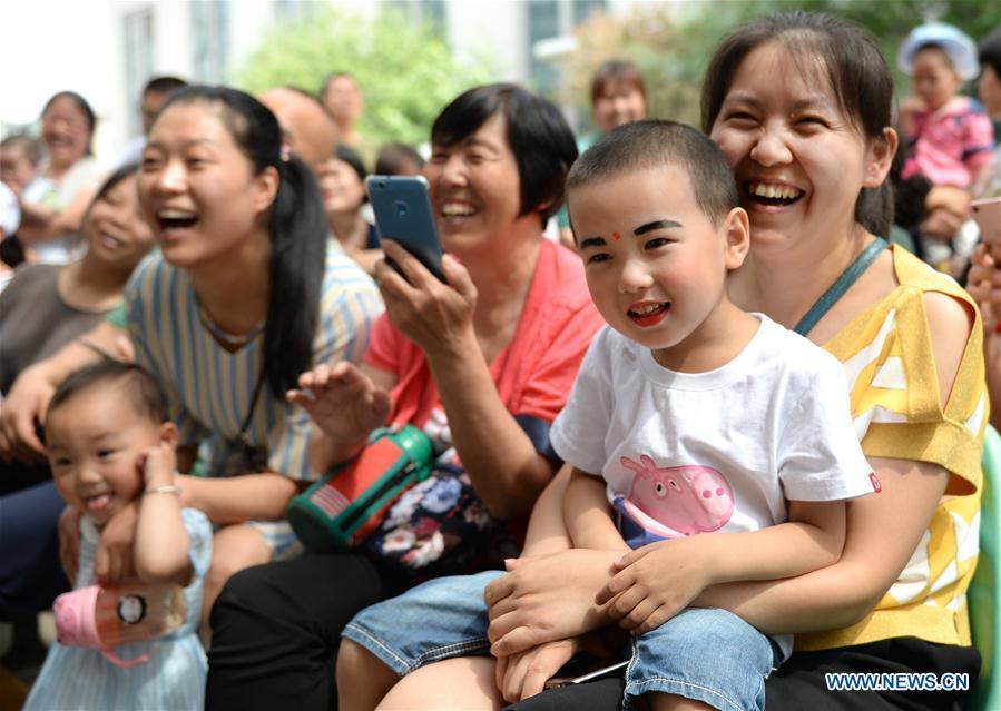 中国 - 国际儿童日庆典(中国)