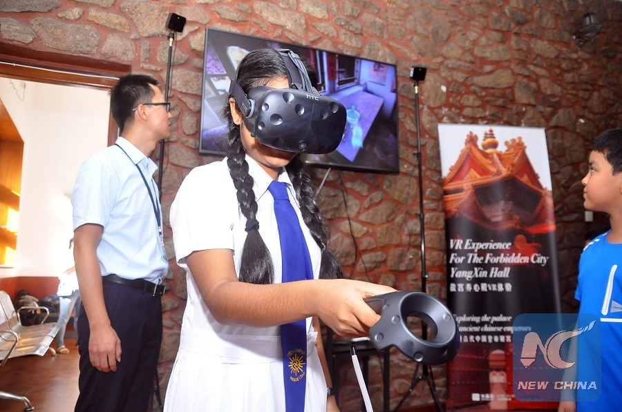 Mega Chinese Cultural Exhibition enters Sri Lanka