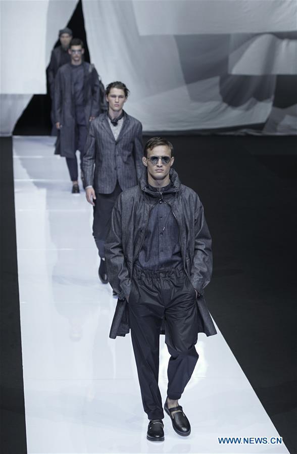 Highlights of Milan Men's Fashion Week Spring/Summer 2019