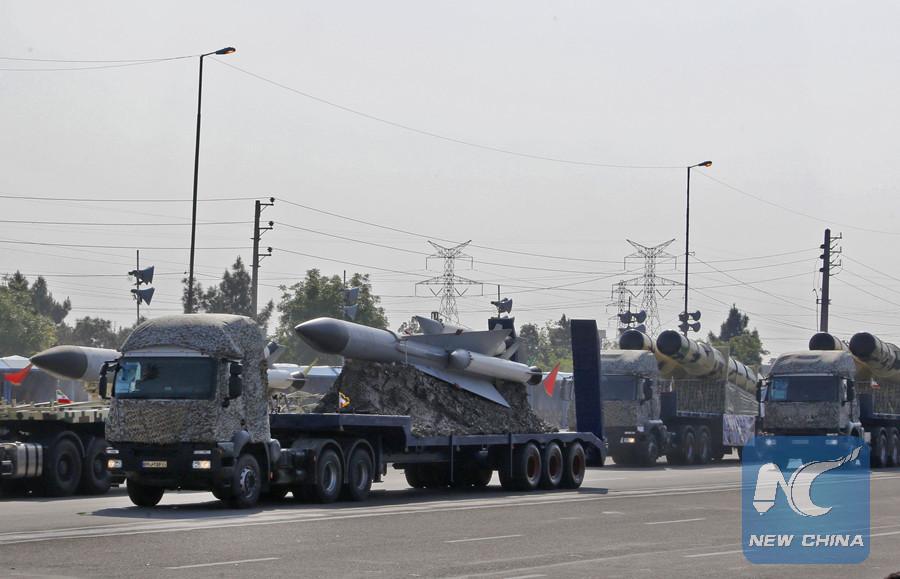 Iran denies plan to increase missiles' maximum range - Xinhua