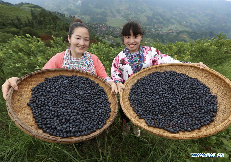CHINA-GUANGXI-RONGSHUI-POVERTY RELIEF (CN)