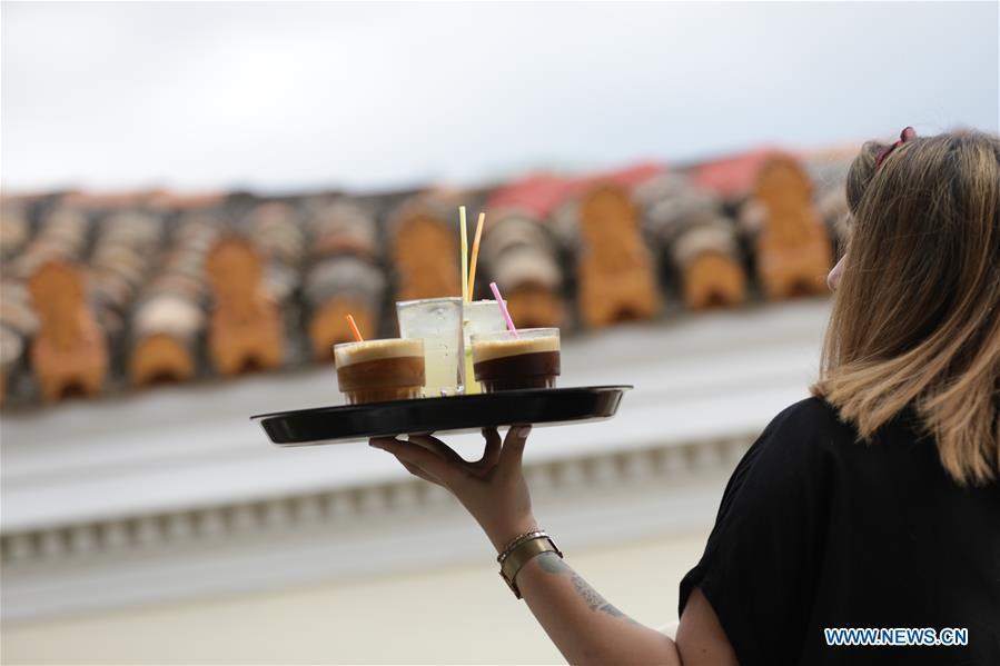 Greece's coffee industry grows despite financial crisis - Xinhua