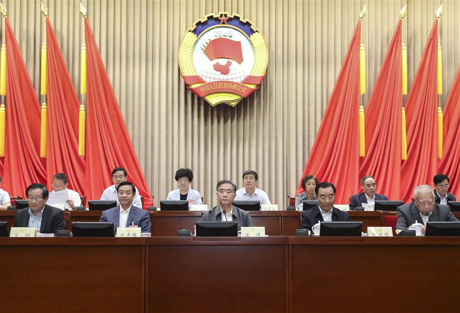 CHINA-BEIJING-WANG YANG-CPPCC-MEETING (CN)