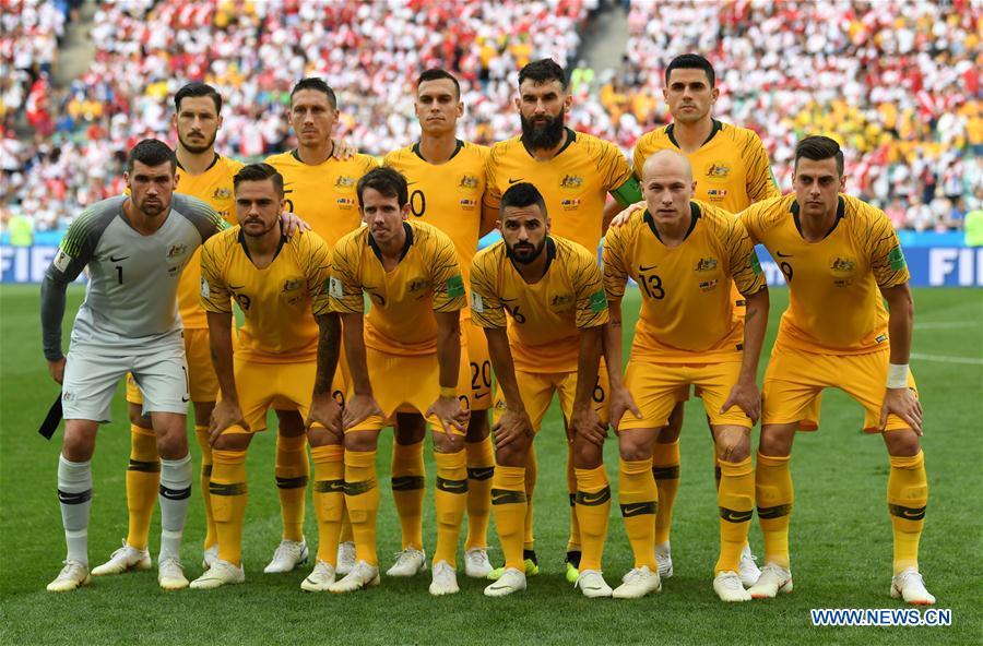 d661a9b423c44b World Cup Group C: Australia vs. Peru - Xinhua | English.news.cn